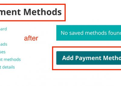 Capitalize WooCommerce Headings and Buttons
