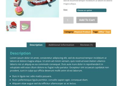 Divi + WooCommerce Single Product Page CSS Styling