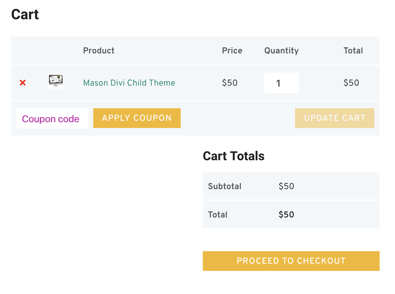 Customize WooCommerce Cart, Checkout, and Account Pages