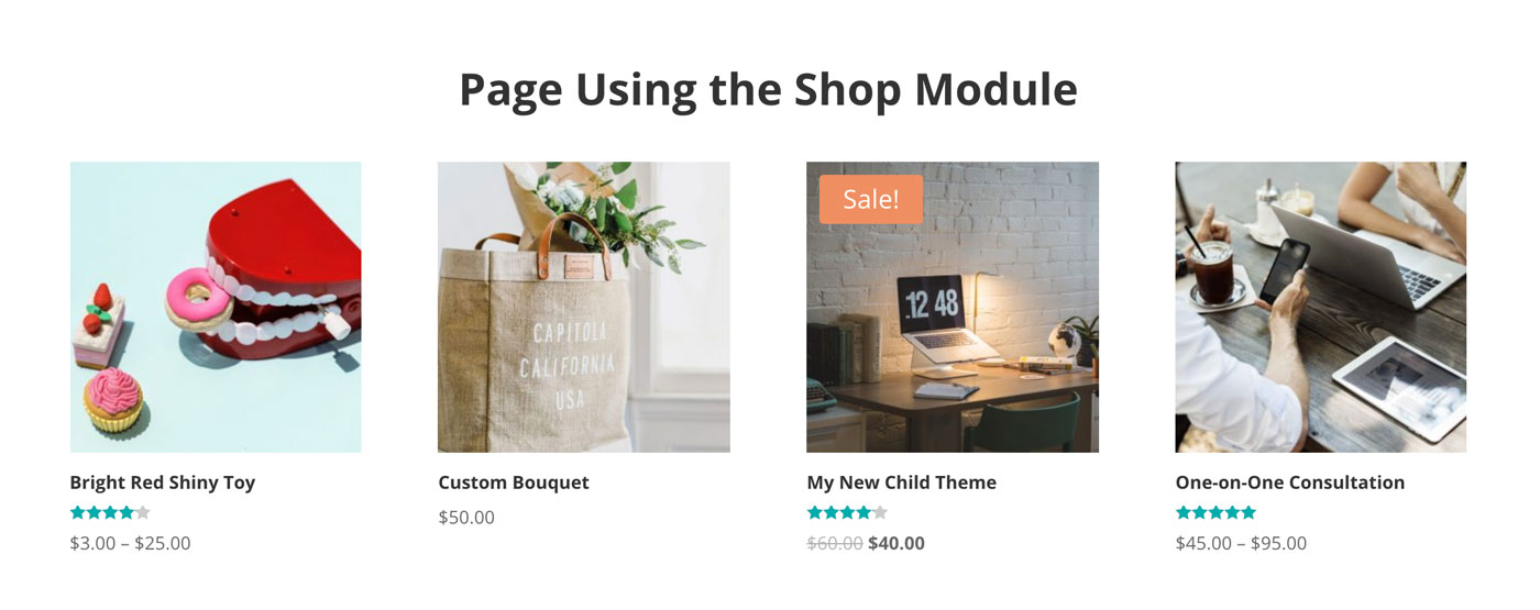 Customize the WooCommerce Shop Grid – Look 2