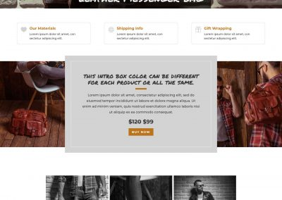 Use the Divi Builder Inside WooCommerce Single Product + Free Layout